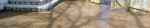 Stamped Concrete St Paul